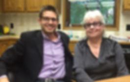 Regina School Board Mary Hicks a trustee for 24 Years.