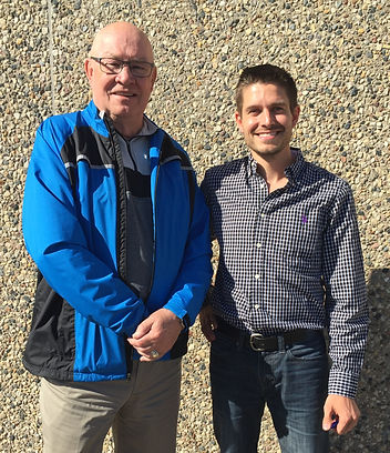 Regina School Board current Trustee Dale West supports Adam Hicks