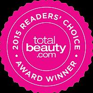 Mary Kay Readers' Choice Award Winner