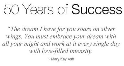 Mary Kay Career Success