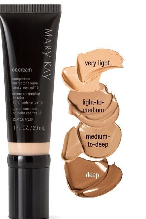 CC Cream with Sunscreen SPF 15