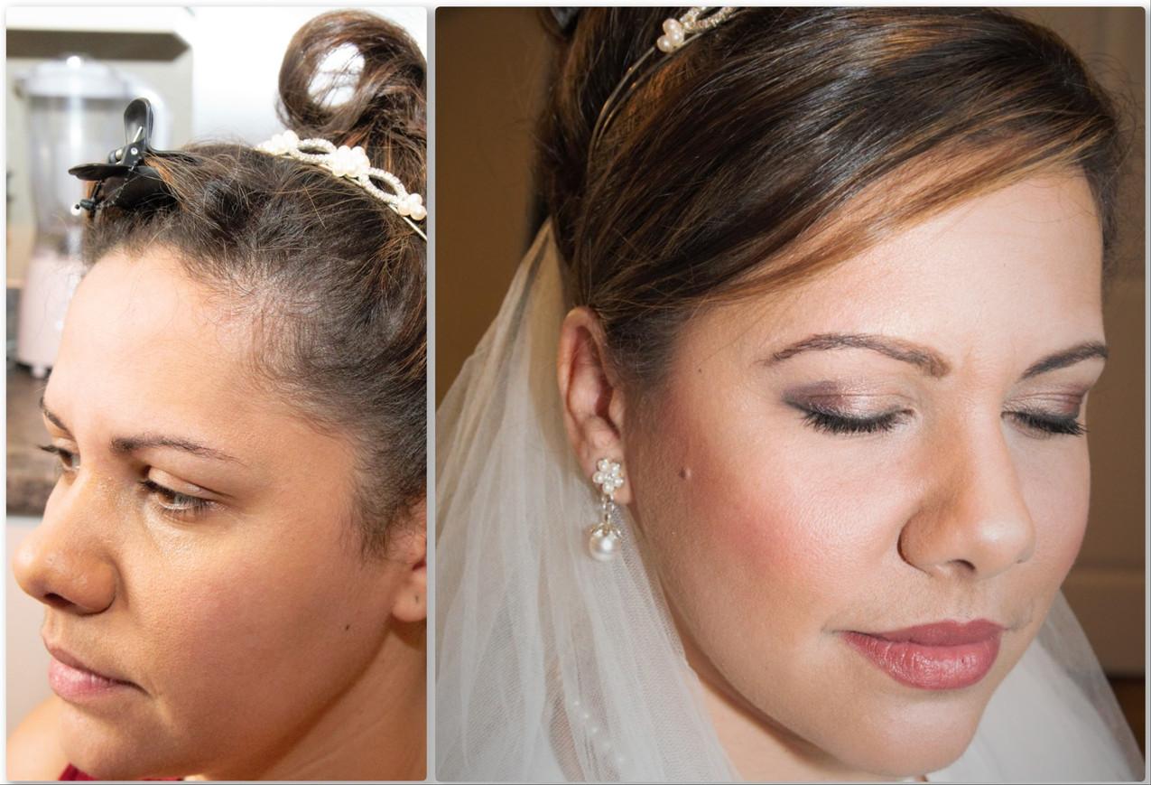 Bride Phototastic Collage