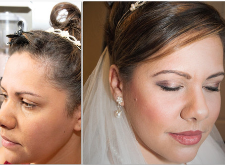 Bridal 👰 Makeup 💄 and Hair Makeover