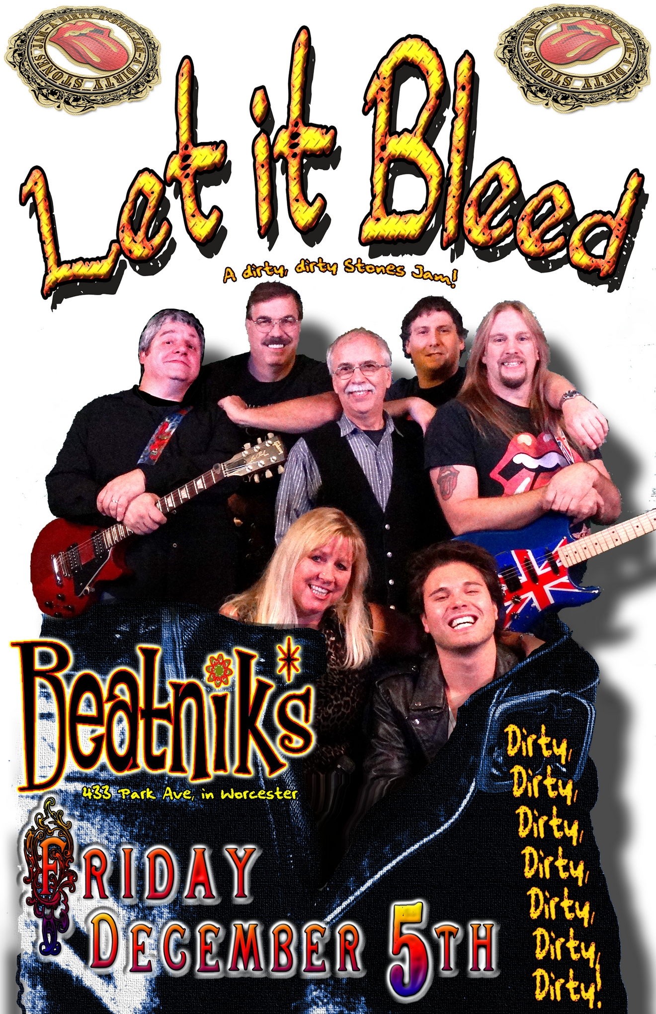 beatnicks 12 5 2014