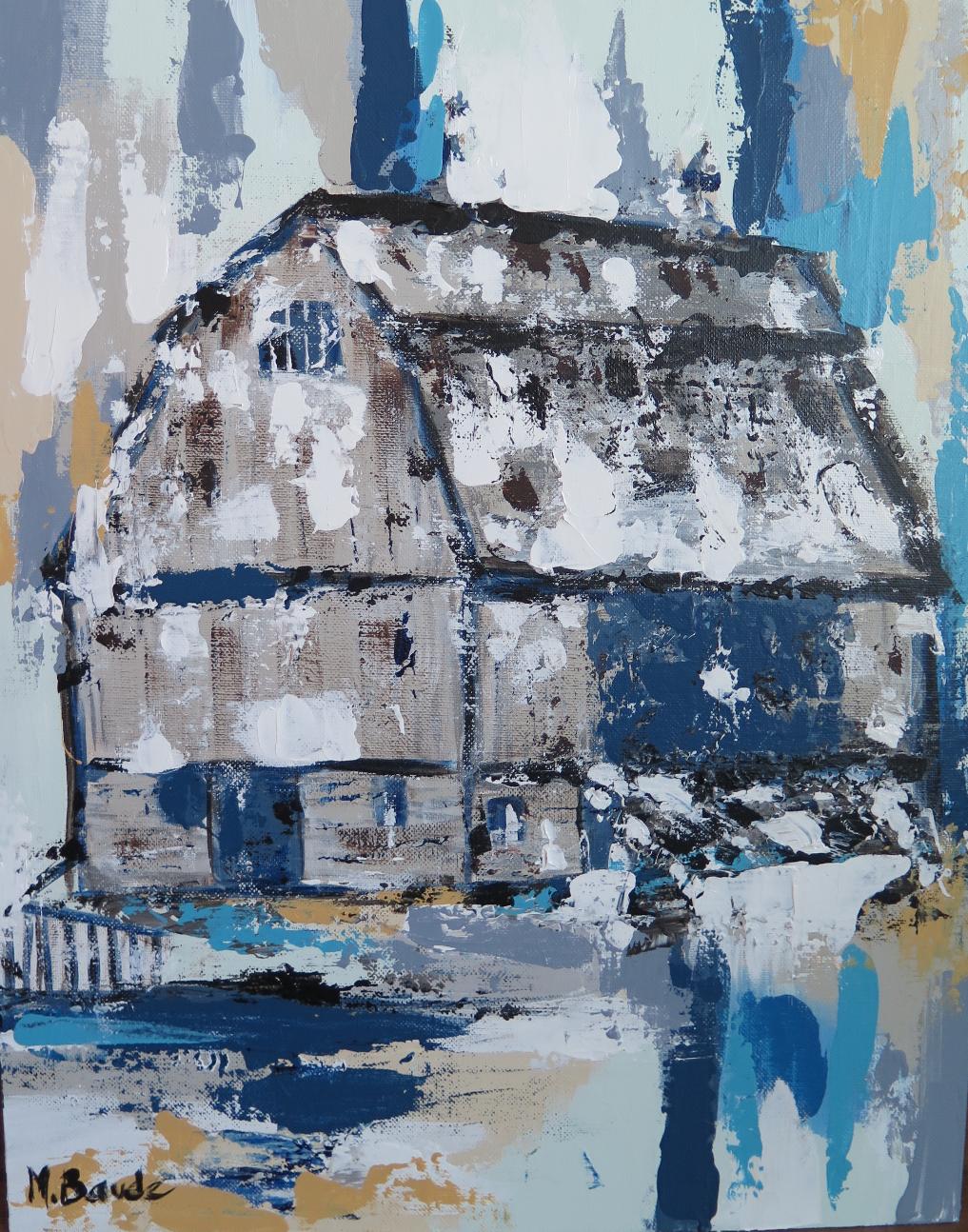 Blu Barn