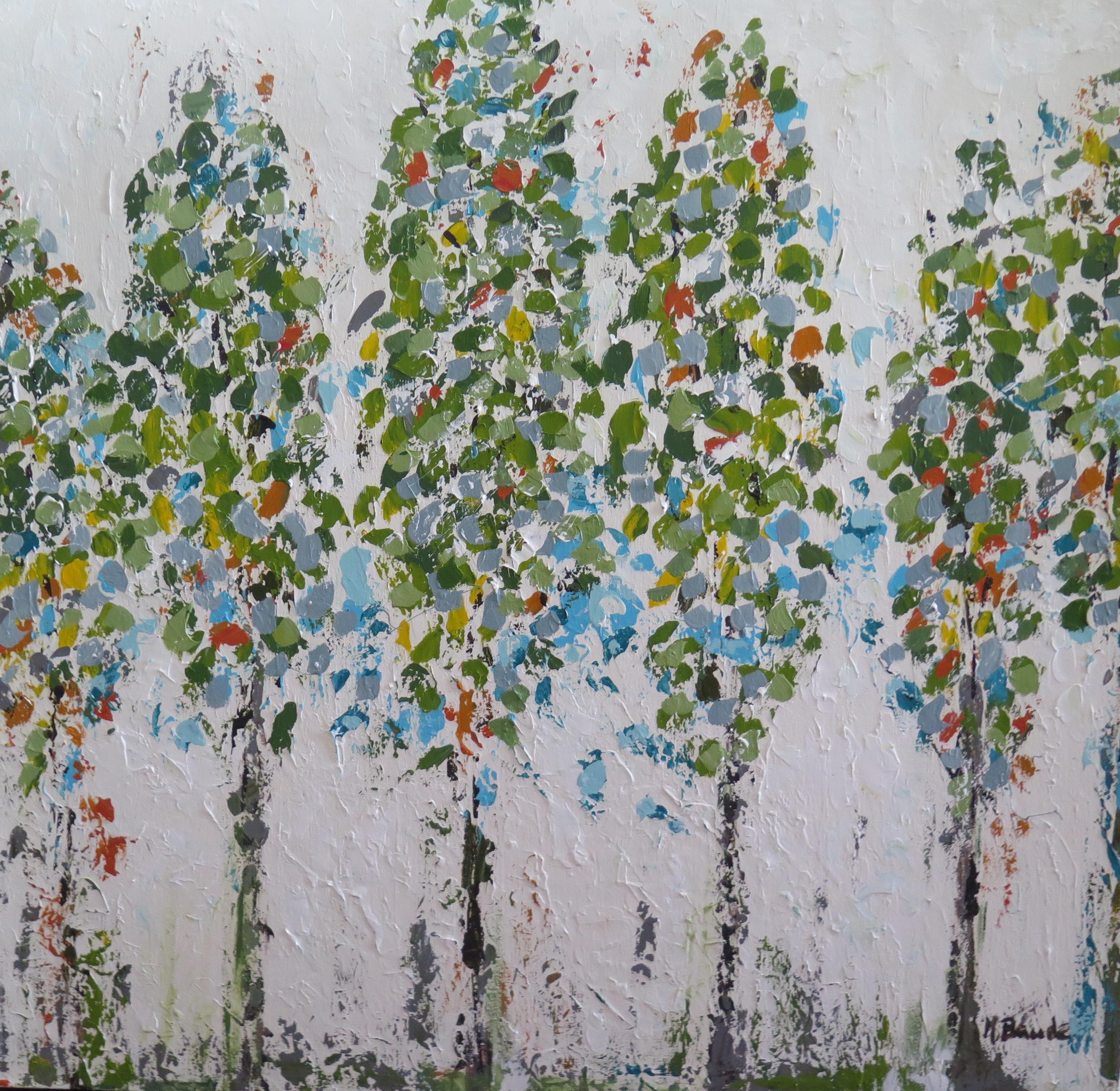 Aqua Trees II