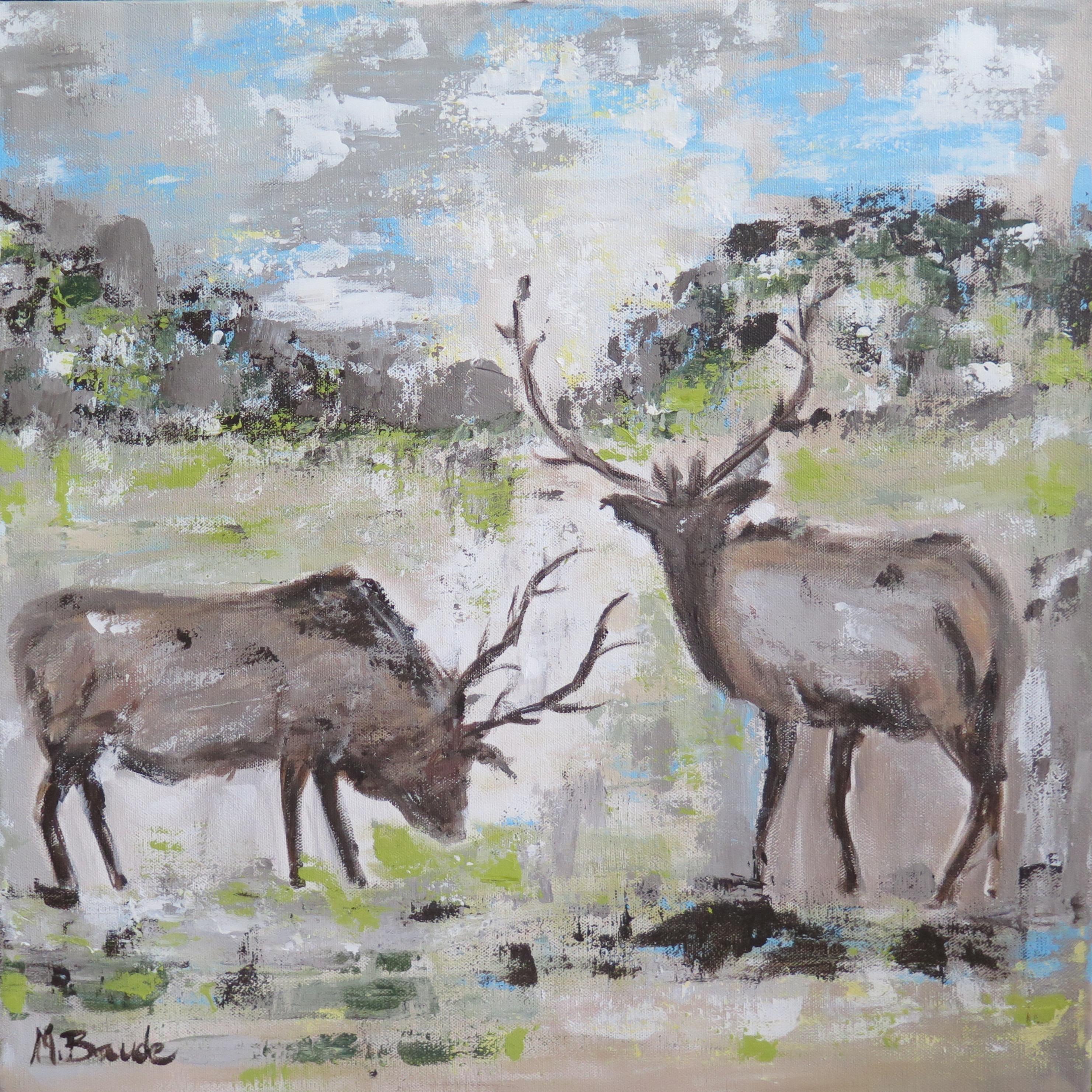 Resident Elk