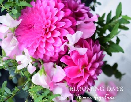 Flower styling お彼岸