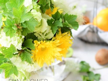 Flower styling 6月