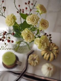 Flower styling ミニバラ