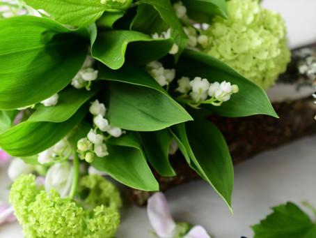 Flower styling  5月