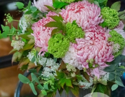 Flower styling  小雪
