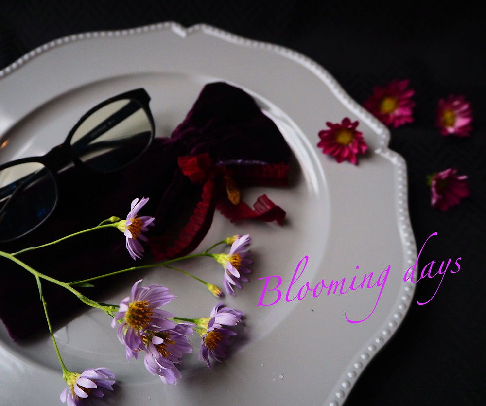 Flower styling シオン