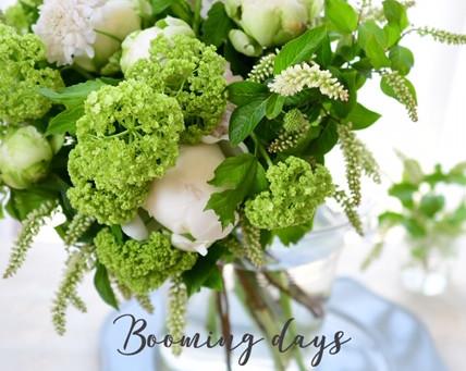 Flower styling 小満