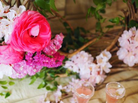 Flower styling 弥生