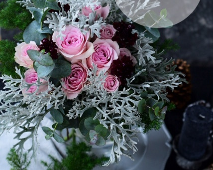 Flower styling 12月