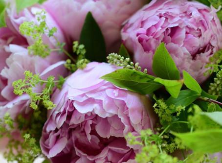 Flower styling サラ・ベルナール