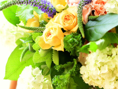 Flower styling 母の日