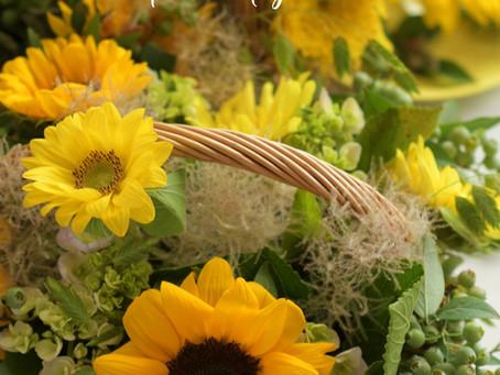 Flower styling 夏至