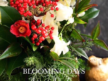 Flower styling 三寒四温