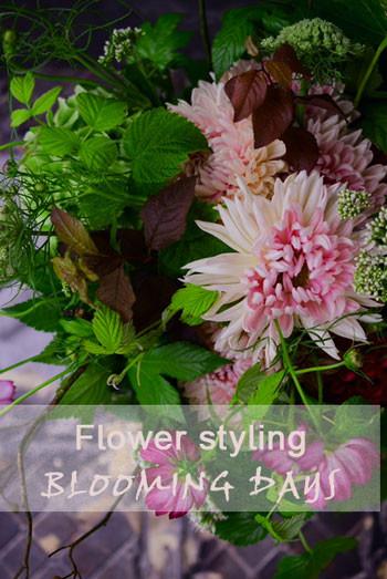 Flower styling  シルキーガール