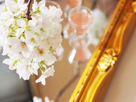 Flower styling 4月