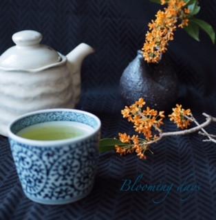 Flower styling 金木犀