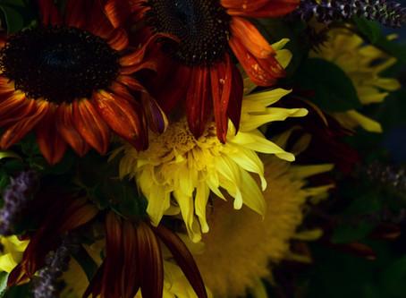 Flower styling 大暑