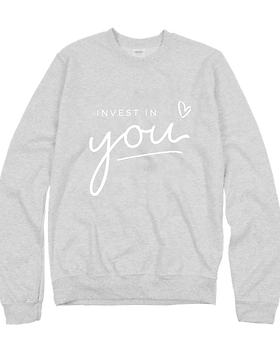 Invest in You Long Sleeve - Teami.png