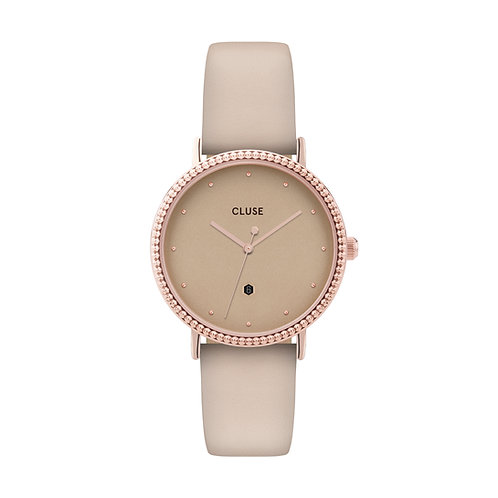 CLUSE Le Couronnement Rose Gold / Gold Dust Watch