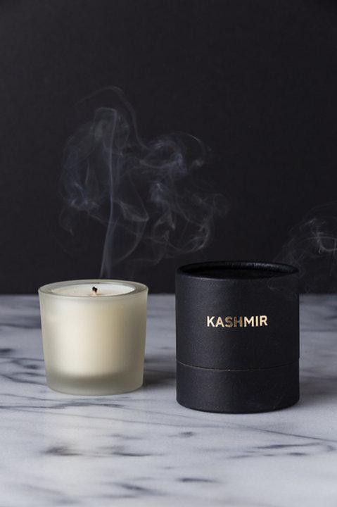 Kashmir candle by Tatine