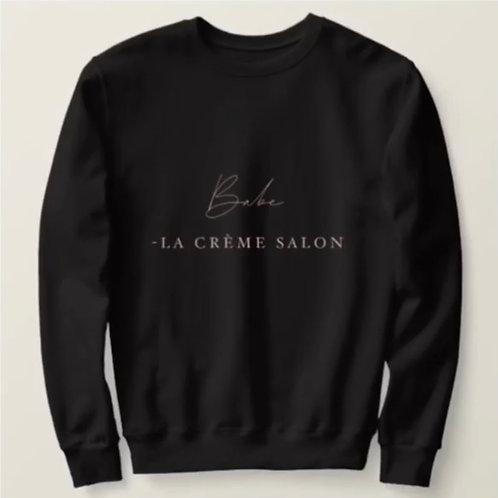 Babe Crew Sweatshirt