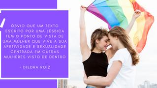 Literatura lésbica   Parte 3 – Mas o que seria considerado literatura lésbica?