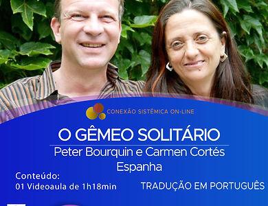 PETER BOURQUIN E CARMEN CORTÉS - O GÊMEO