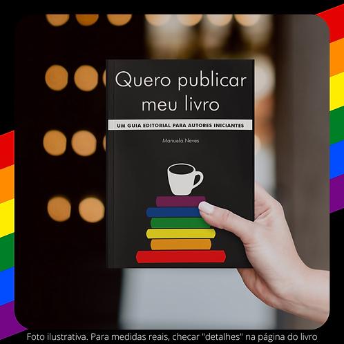 Quero publicar meu livro