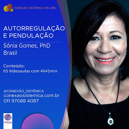 SONIA GOMES - AUTORREGULAÇÃO E PENDULAÇÃ