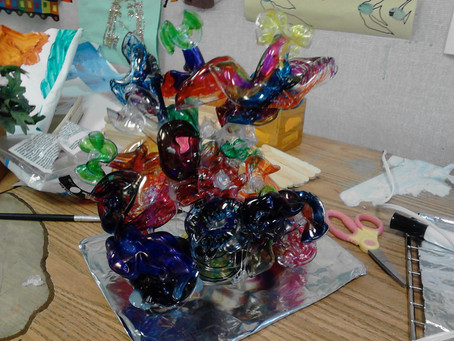 Inspired by Dale Chihuly