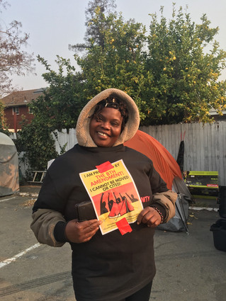 Lead By Example: Women of Color led curbside community delays OPD eviction