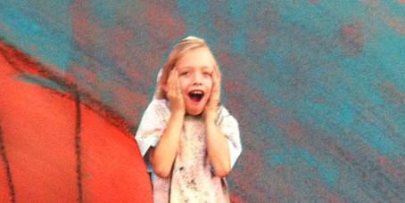 "Kids do ""The Scream"""