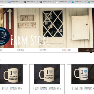 OLF Online Marketplace Design