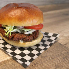 The Beyond Meat Burger
