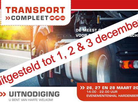 Transport Compleet - UITGESTELD