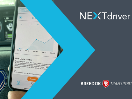 NEXTdriver pilot case study: Breedijk Transport