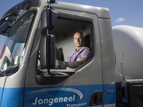 NEXTdriver in Transport & Logistiek magazine