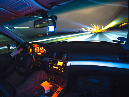 Driving in the dark – what has to be considered!