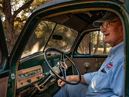 Safe Driving for the Ageing Drivers