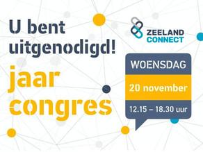 NEXTdriver op Jaarcongres Zeeland Connect