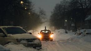 Tips voor veilig rijden in winter