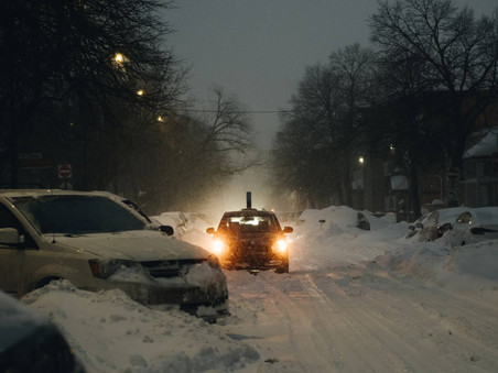 Tips for safe driving in winter
