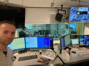 NEXTdriver in 2021 te gast bij BNR Nieuwsradio!